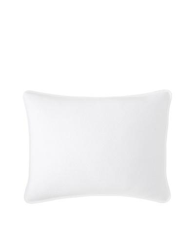 Coyuchi Subtle Diamond Matelassé Pillow Sham
