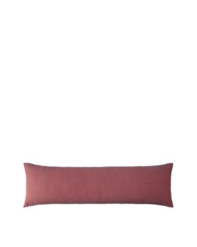 Coyuchi Herringbone Organic Wool Pillow