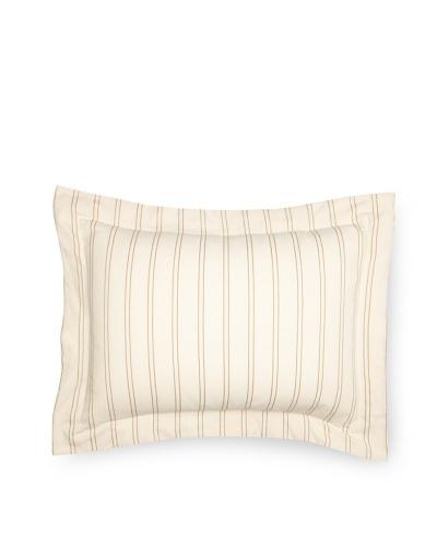 Coyuchi Two-Tone Stripe Pillow Sham