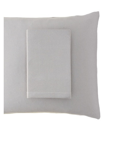 Coyuchi Set of 2 Jersey Envelope Pillowcases