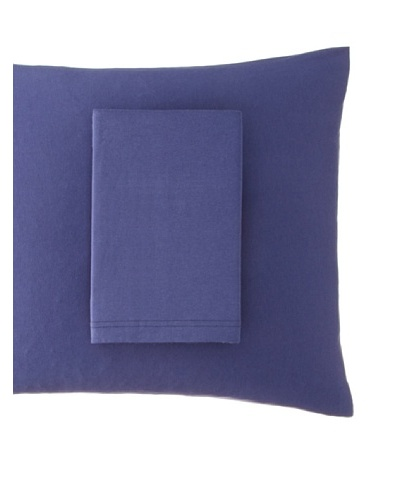 Coyuchi Set of 2 Jersey Envelope Pillowcases