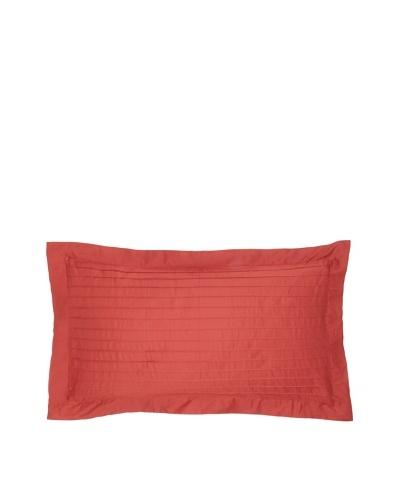 Coyuchi Pleated Sateen Pillow Sham