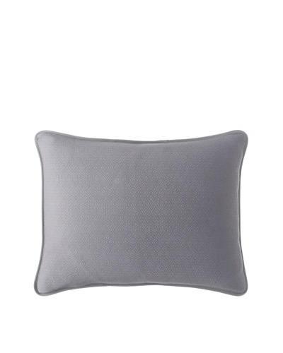Coyuchi Subtle Diamond Matelassé Pillow Sham