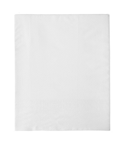 Coyuchi Pointille Fitted Sheet