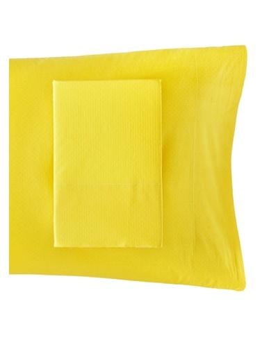 Coyuchi Set of 2 Pointille Pillowcases