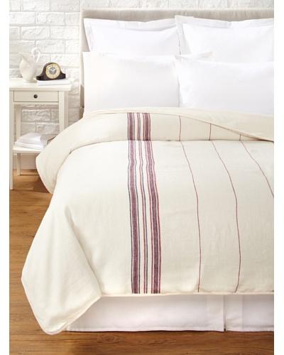 Coyuchi Rustic Linen Blanket