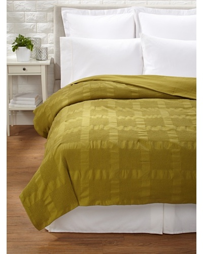 Coyuchi Lattice Coverlet