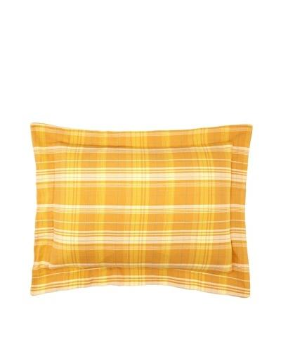 Coyuchi Edinburgh Cloud Brushed Flannel Pillow Sham