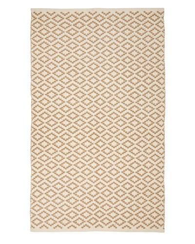 Coyuchi Diamond Pebble Rug