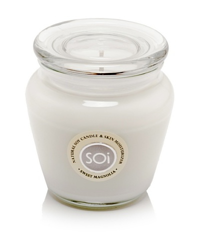 The SOi Company Sweet Magnolia 16-Oz. Candle in Keepsake Jar