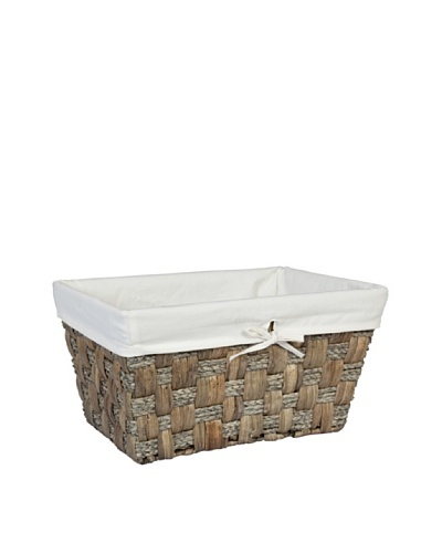 Creative Bath Towel/Utility Basket