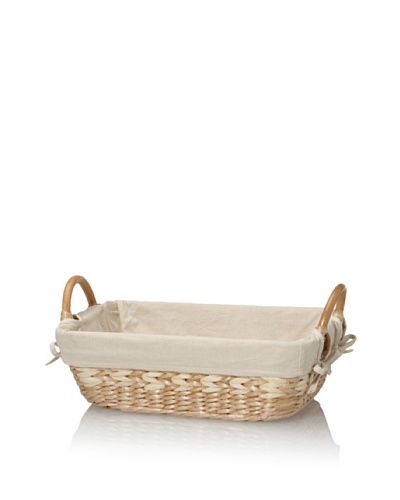 Creative Bath Vanity Basket With Liner