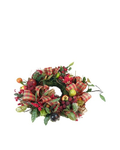 Creative Displays Fruit Wreath Centerpiece