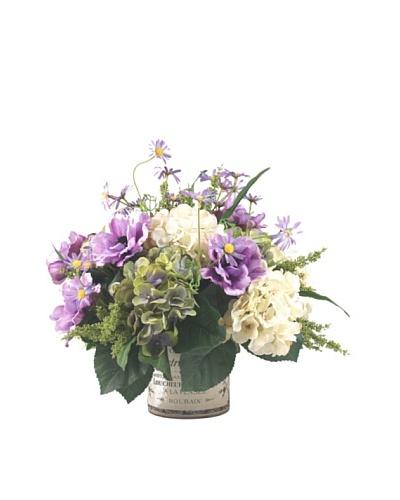 Creative Displays Lavender & Cream Anemone & Hydrangea Floral