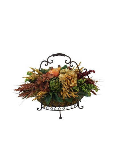 Creative Displays Pomegranate Berry Basket