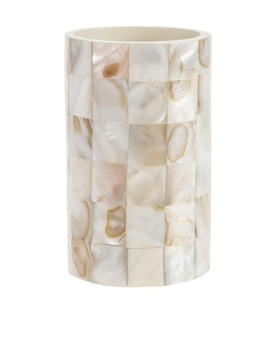 Creative Scents Milano Tumbler, Mother of Pearl