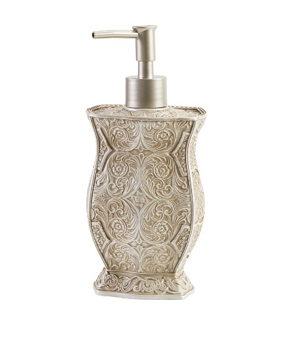 Creative Scents Victoria Lotion Dispenser, Beige