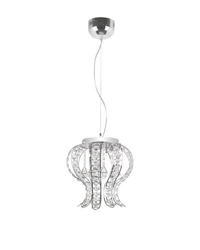 Trans Globe Lighting 5-Light Tulip Chandelier