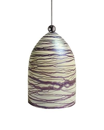 Fusion Z Glass Lighting Emilia Cone Pendant Lamp