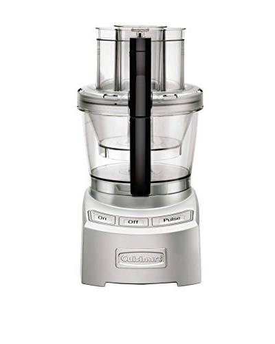 Cuisinart 12-Cup Food Processor, Chrome