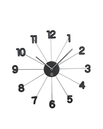 Spike Wall Clock, 16