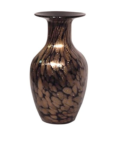 Dale Tiffany Tall Vase, 5.5 x 11.5