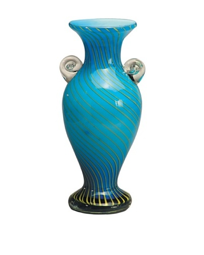 Dale Tiffany Marina Vase, 5 x 11.5