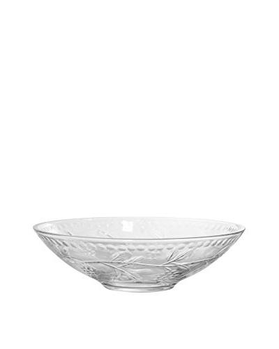 Dale Tiffany Grape Vine Bowl, Clear