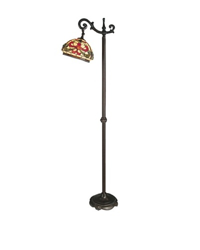 Dale Tiffany Mirandan Tiffany Downbridge Floor Lamp