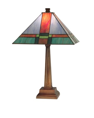 Dale Tiffany Tranquility Mission Table Lamp