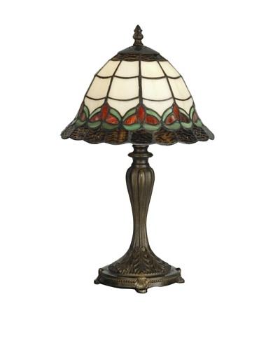 Dale Tiffany Fleur De Lis Table Lamp