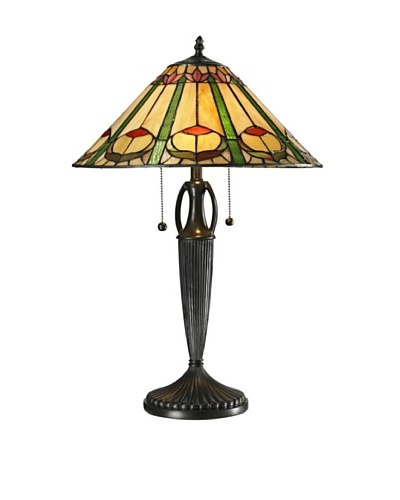 Dale Tiffany Quill Tiffany Table Lamp