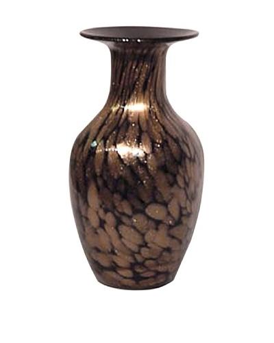 Dale Tiffany Tall Vase, 5.5 x 11.5