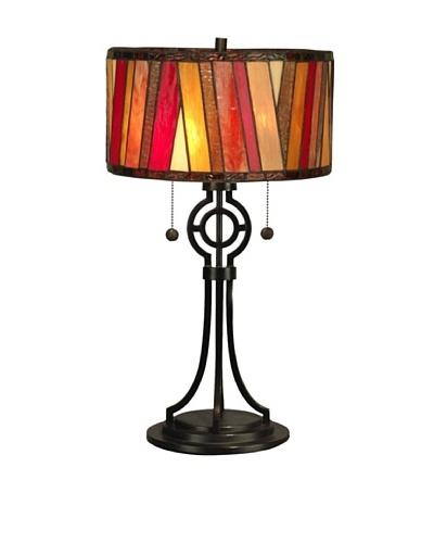 Dale Tiffany Bradley Tiffany Table Lamp