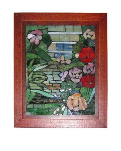 Dale Tiffany Floral Path, 8 x 10