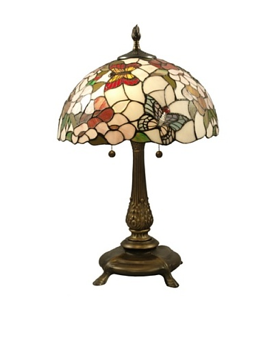 Dale Tiffany Butterfly Tiffany Table Lamp
