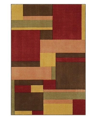 Dalyn Cicero Rug, Multi, 8' 2 x 10'