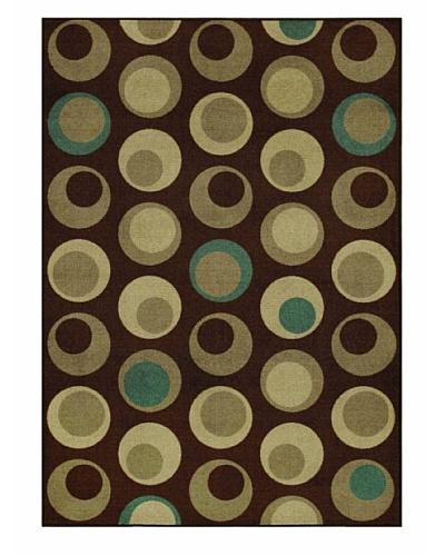 Dalyn Monterey Rug, Chocolate, 8' 2 x 10'