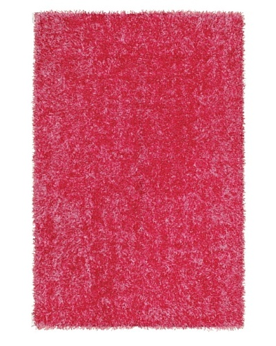 Dalyn Bright Light Rug, Hot Pink, 5' x 7' 6""