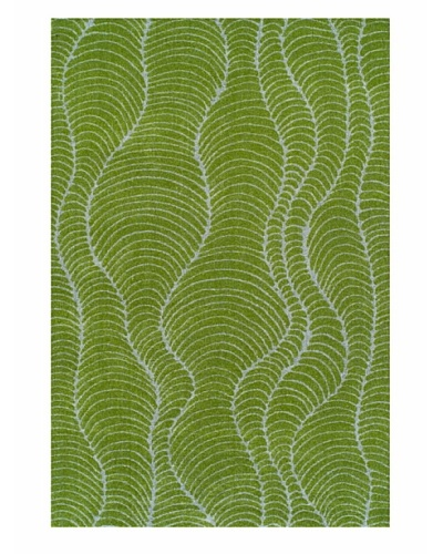 Dalyn Tempo Rug, Lime Zest, 5' 3 x 7' 7