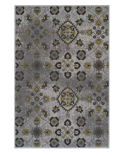 Dalyn Grand Tour Rug, Silver, 5' 3 x 7' 7