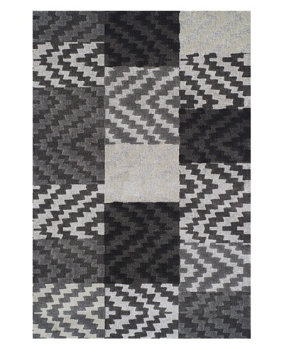 "Dalyn Grand Tour Rug, Pewter, 7' 10"" x 10' 7"""