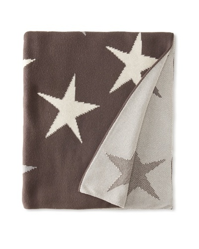 Darzzi Star Throw [Grey]