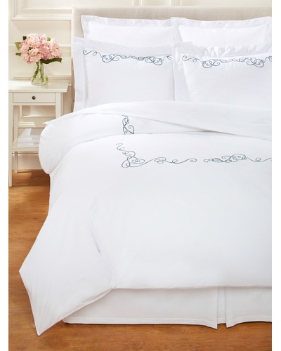 Dea Botticelli Embroidery Duvet Set