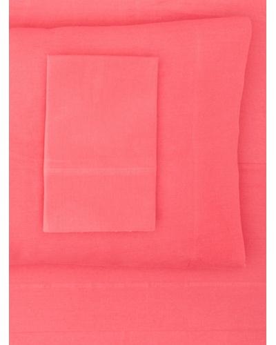 Dea Laguna Pre Washed Linen Sheet Set [Fuchsia]