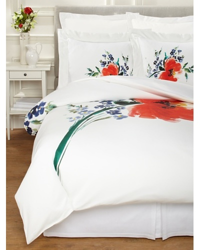 Dea Poppy All Over Backed to Sateen Duvet Set [Multi]