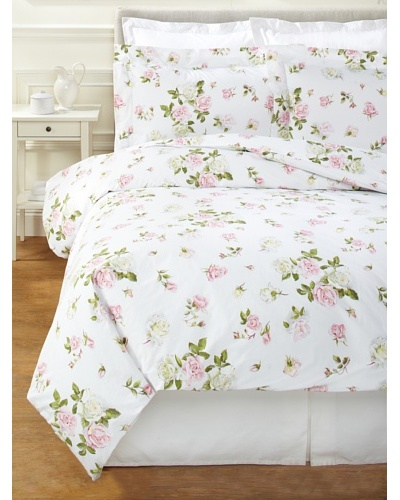 Dea Isole Large Rose Duvet Set,