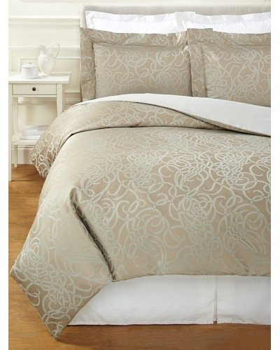 Dea Stoccolma Jacquard Duvet Set