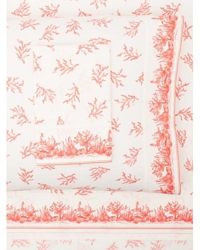 Dea Coralli Print Sheet Set [Coral]