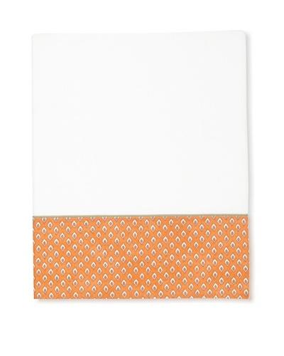 Edmond Frette Graniglia Top Sheet, Multi, Queen